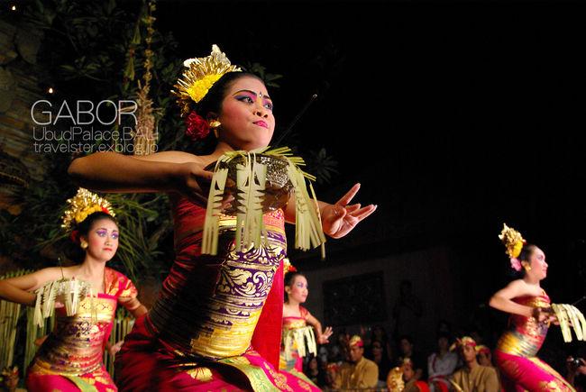 ウブド滞在中、夜はバリダンスを観に。<br />王宮の公演は人気が高いのでいい場所で観るなら早めに行こう♪<br />http://travelster.exblog.jp/9758485