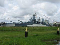 戦艦ノースカロライナ@ウィルミントン: Wilmington, NC