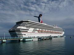 豪華客船クルーズinカリブ海
