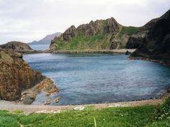 北海道の岬めぐりー1<宗谷岬・礼文島スコトン岬&澄海岬>
