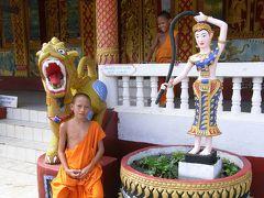 北タイ、ラオス紀行2009.5 フエイサイにて