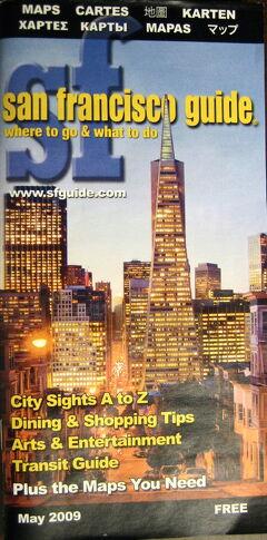 USA  San Franciscoの休日 ① 町の様子  Overview of Surroundings