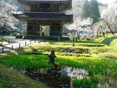日本の旅 東北・中部地方を歩く 新潟県上越市の林泉寺周辺