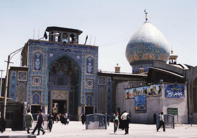 イランの旅(2)~シラーズ~
