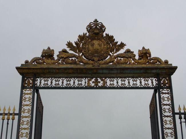 今日は朝一からベルサイユ宮殿 & マリーアントワネットが通っていた小宮殿のプチトリアノン と お庭めぐりですよ〜<br /><br />事前勉強が足りてないです<br />大丈夫かな・・・