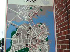 §初夏のボストン Boston -4- 2008年6月28日 歴史のお散歩フリーダムトレイル編?