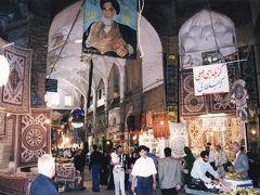 イランの旅(4)~イスファハン2 バザール・旧市街~