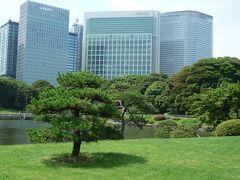 浜離宮恩賜庭園 コンラッド東京
