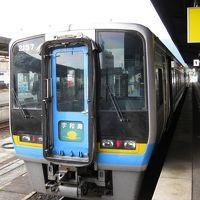 2009年6月西日本パスの旅5(予土線後篇・予讃線)