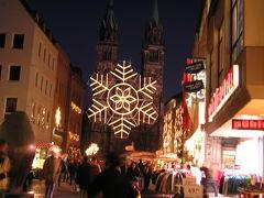 ☆ 世界1のクリスマス市、ニュルンベルグへ