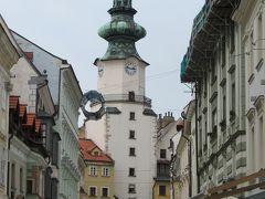 スロヴァキアの旅・・ユーモアあふれる像が町に点在する、首都ブラチスラヴァを訪ねて