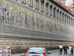 ドイツの旅(1)・・ザクセン王国の古都、ドレスデンを訪ねて