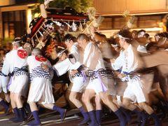 八坂神社 祇園祭り(三体神輿) 2009年