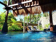 バリ島でゴージャススパを満喫★セントレジス バリ リゾート