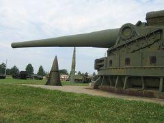 米陸軍火器博物館@アバディーン:Aberdeen, MD