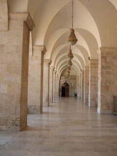 中東03 シリア(アレッポ2 大モスクとアレッポ城)