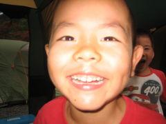 初キャンプ WITH 4歳の怪獣と友達家族