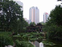 一時間だけの上海観光