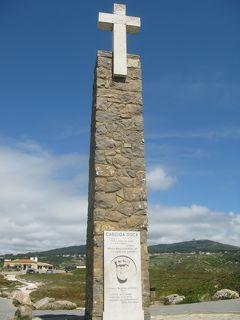 2009.7ポルトガル一人旅9-ロカ岬(地の果てをノールカップに続き制覇)