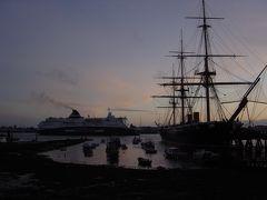 ポーツマス港散策旅行記