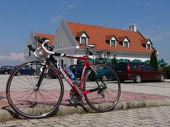 中央ヨーロッパ&アルプス 自転車旅行 (2) オーストリアからハンガリーへ