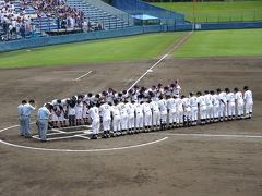 第91回全国高校野球静岡大会・決勝戦その3=1回の表・裏=