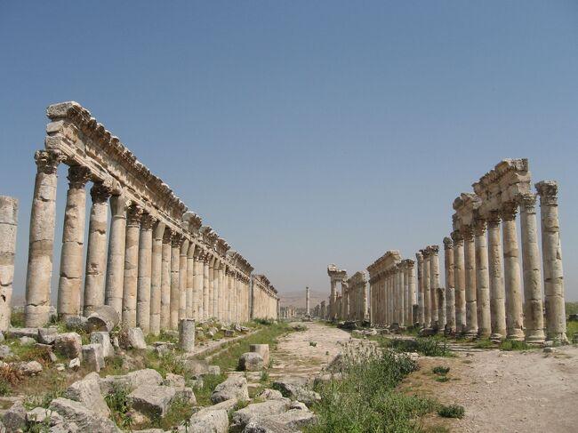 中東09 シリア(アパメア)