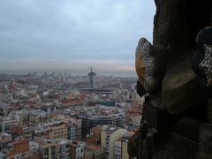 バルセロナ6日間 2日目「やっぱりAntoni Gaudi」