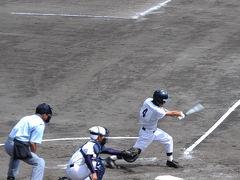 第91回全国高校野球静岡大会・決勝戦その8 =5回の表=