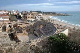 バルセロナ6日間 4日目「地中海のバルコニー」
