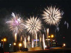 2009第21回 なにわ淀川花火大会