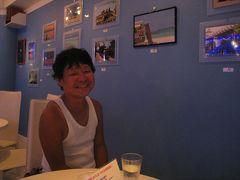 沖縄・八重山夏旅① Y氏の写真展