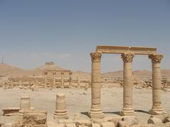 中東12 シリア(パルミラ)