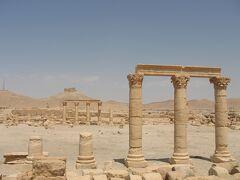 2009中東12 シリア(パルミラ)