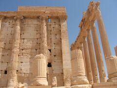 中東13 シリア(パルミラ ベル神殿)
