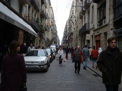 バルセロナ6日間 5日目→6日目「これで見納めバルセロナ」