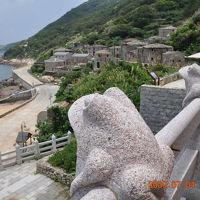 福州馬祖ひとり旅4★カエル神信仰のある芹壁村の伝統建築と民宿