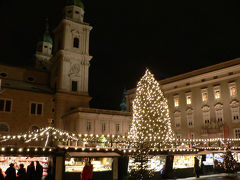 オーストリアのクリスマスマーケット~ザルツブルグ