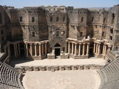 中東24 シリア(ボスラ)