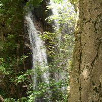 八ッ淵の滝