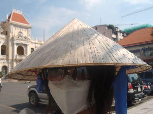 一人海外旅行、2回目。<br />今回はベトナム・ホーチミンを訪れました。<br />蓋を開けてみると、びっくりしたこともありましたが、<br />結局は行って良かったと思える盛りだくさんの旅になりました。