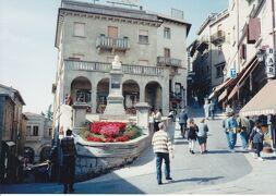イタリアの思い出①