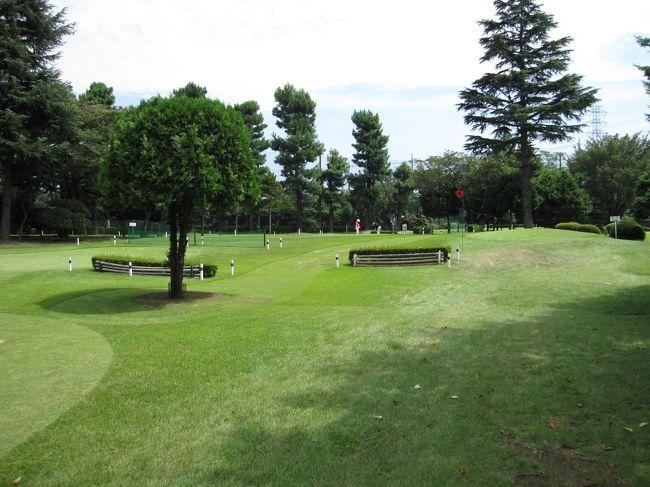 サイボクハムは東京から近い割には、どこかの観光地に行ったような気になれます。パークゴルフに挑戦してみました。
