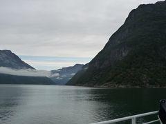 北欧(4) ガイランゲル~ブリクスダール氷河~ベルゲン