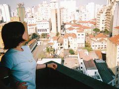 初海外!ブラジル