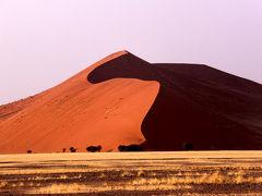 ナミビア・ナミブ砂漠の旅 0・・旅いつまでも・・