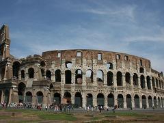 09映画ロケ地巡りとグルメの旅(ローマ~アマルフィ)パート1(ローマ)