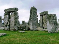 欧州の旅・思い出のアルバム イギリスのバースとストンヘンジ