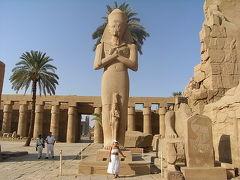 なべなべ、エジプトへ行く!(感動のカルナック神殿前編)