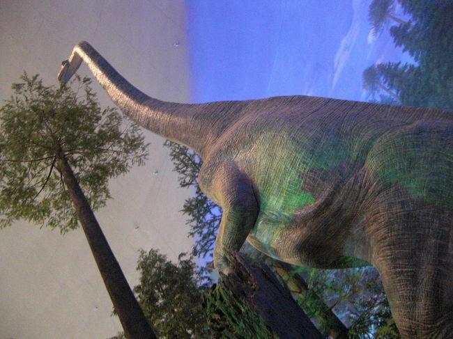 連休が取れて、和倉温泉へ行ってきました!<br />天気もよく、久々の休みを満喫!<br /><br />名古屋から和倉温泉へは、大まかに分けて2つルートがあると思います!<br /><br />高山・白川郷へ寄る方面もありますが、<br /><br />今回は、福井勝山の恐竜博物館と<br />羽咋コスモアイル・千里浜なぎさドライブウェイ方面へ。<br /><br />楽しい旅になりました!